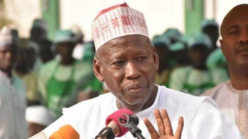 Kano State Governor Ganduje