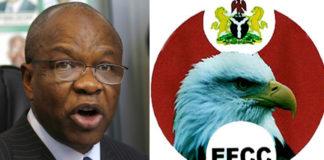 EFCC re-arraigns ex INEC boss Iwu