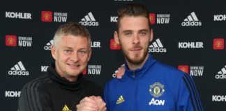 David de Gea signs new deal