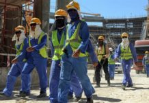 qatar upholds migrant workers rights ilo labour reforms