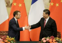 China France deals worth $15 billion