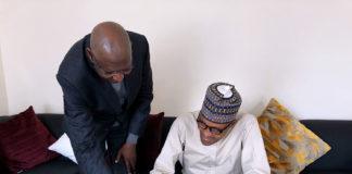 Buhari signs deep offshore act