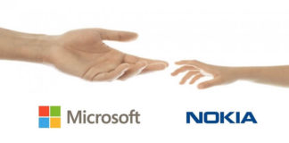 Microsoft Nokia back together