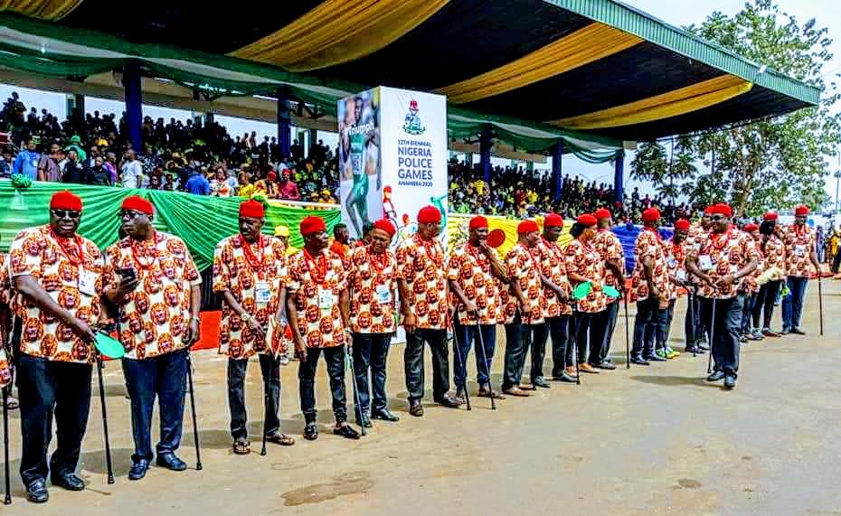 Image result for nigeria police games 2020